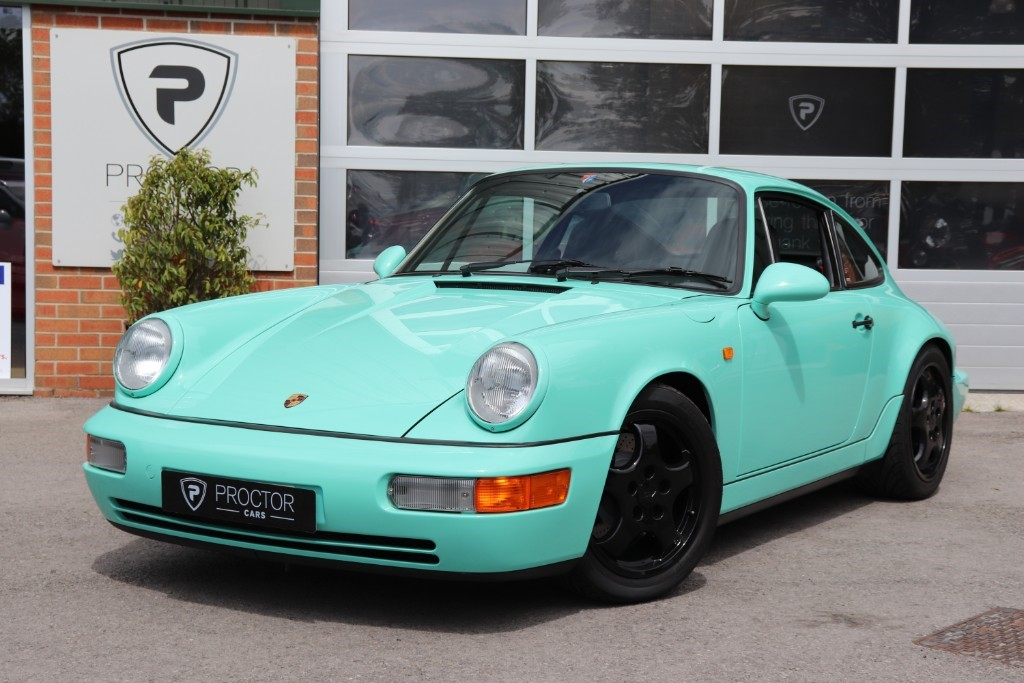 all Porsche 911 3.6 964 Carrera RS Lightweight 2dr in wessington-derbyshire