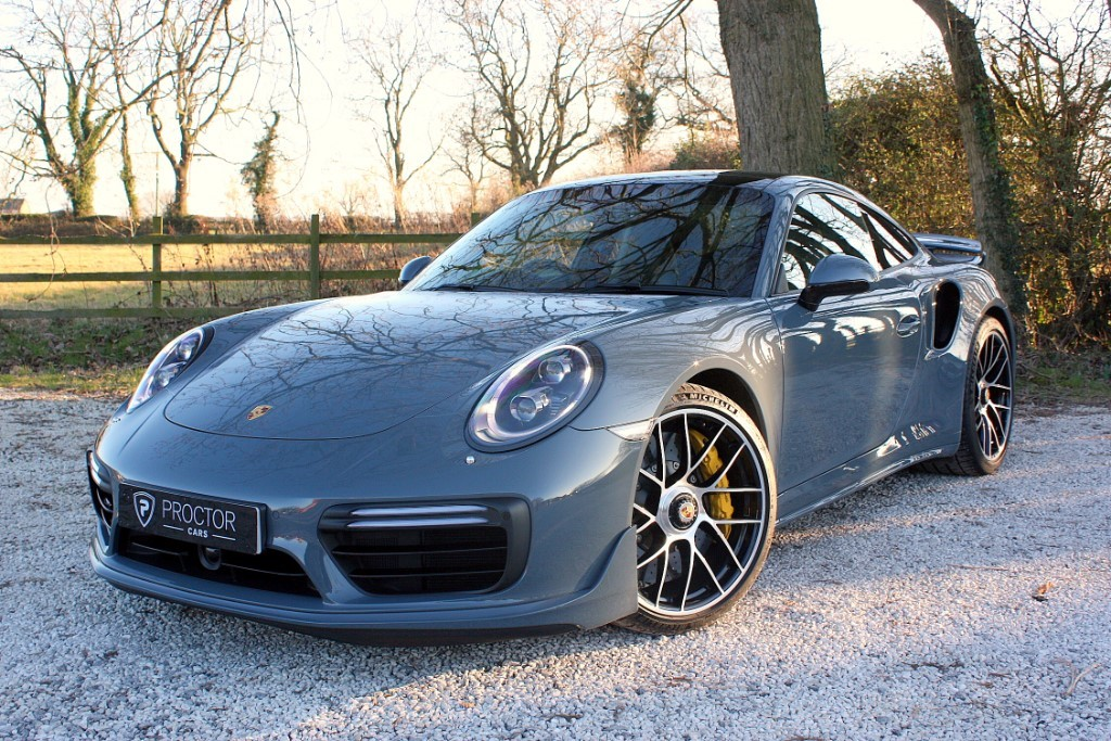 all Porsche 911 3.8 991 Turbo S PDK AWD (s/s) 2dr in wessington-derbyshire