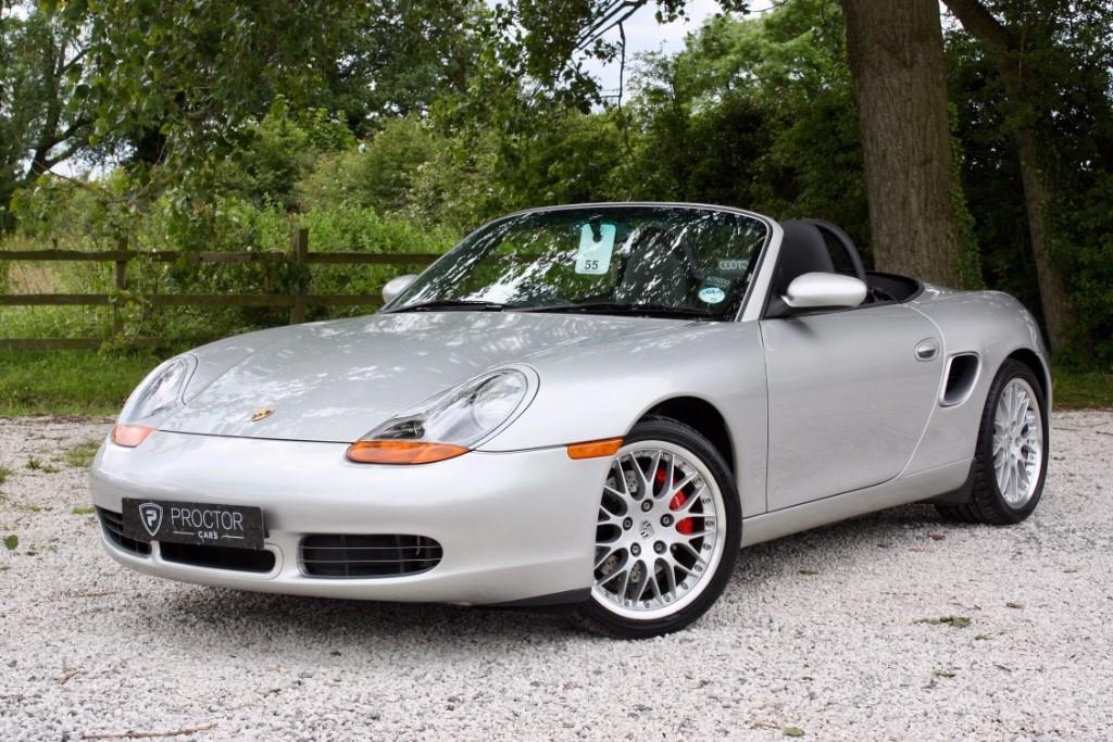 all Porsche Boxster 3.2 986 S 2dr in wessington-derbyshire