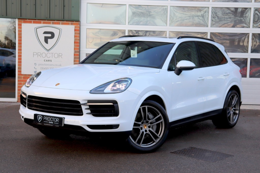 all Porsche Cayenne 2.9T V6 S Tiptronic 4WD (s/s) 5dr in wessington-derbyshire