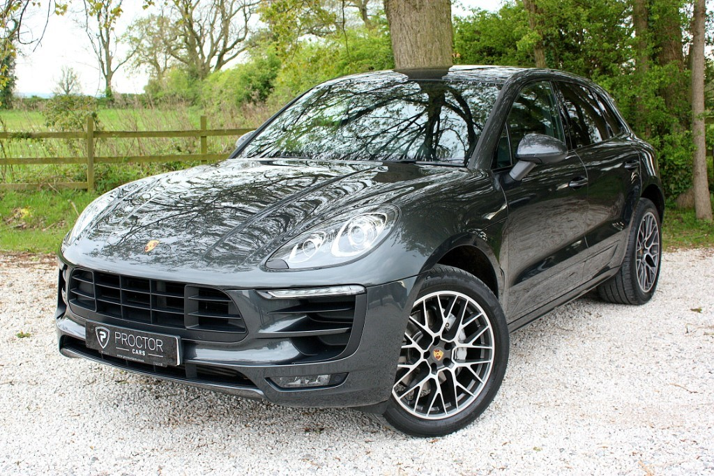 all Porsche Macan 3.0 TD V6 S PDK AWD (s/s) 5dr in wessington-derbyshire