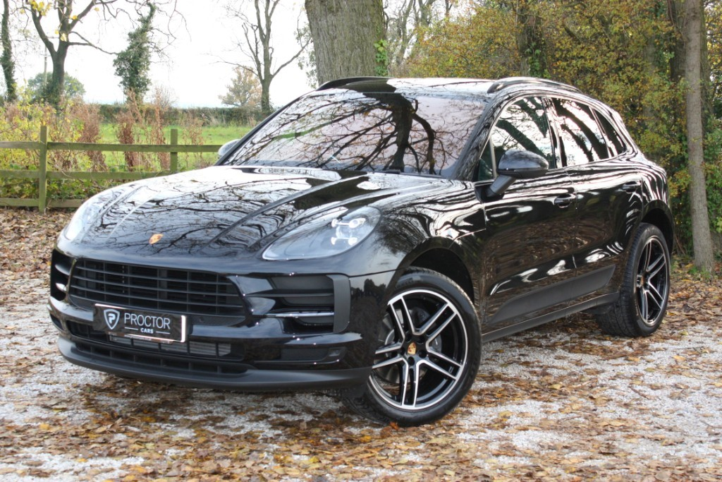 all Porsche Macan 2.0T PDK 4WD (s/s) 5dr in wessington-derbyshire