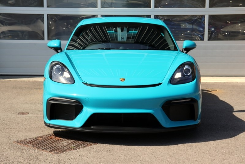 Used Porsche from Proctor Cars