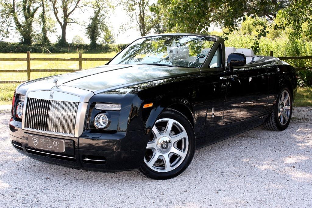 all Rolls-Royce Phantom 6.7 Drophead 2dr in wessington-derbyshire