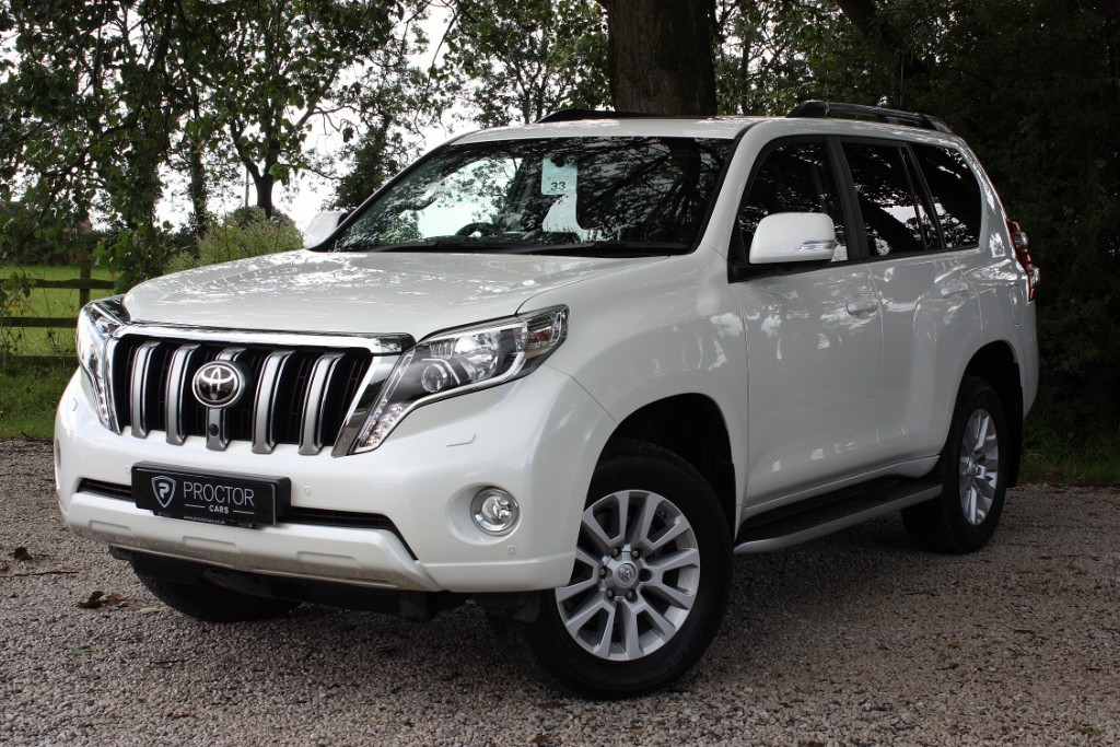 all Toyota Land Cruiser ** SOLD DELIVERING TO WESSINGTON ** in wessington-derbyshire