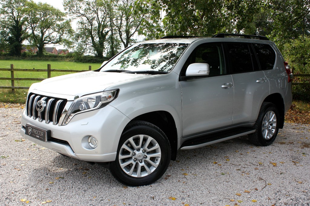 all Toyota Land Cruiser ** SOLD DELIVERING TO SHREWSBURY ** in wessington-derbyshire
