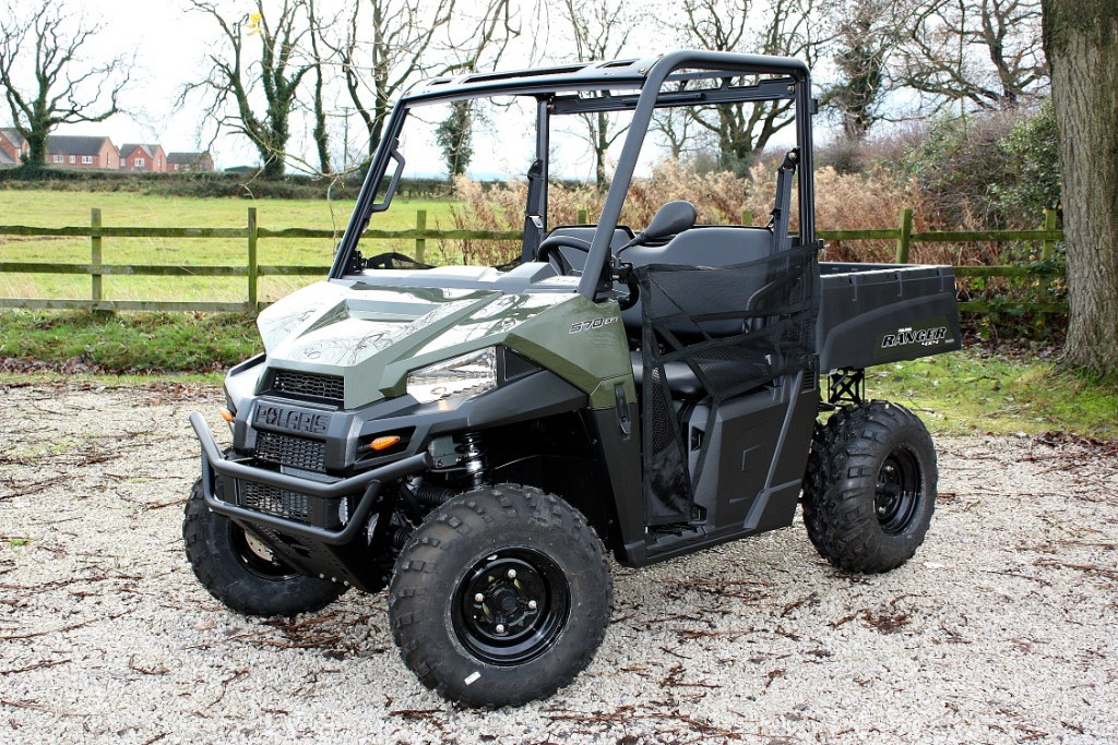 all Unlisted  Polaris Ranger 570 EU in wessington-derbyshire