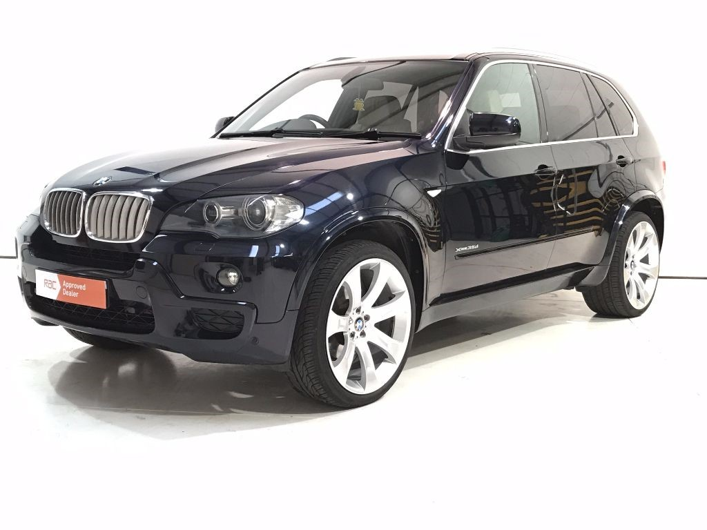 Used Carbon Black Bmw X5 For Sale Derbyshire
