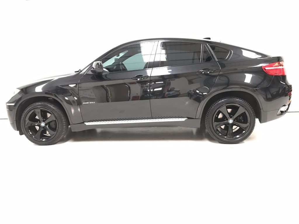 Used Black Bmw X6 For Sale Derbyshire