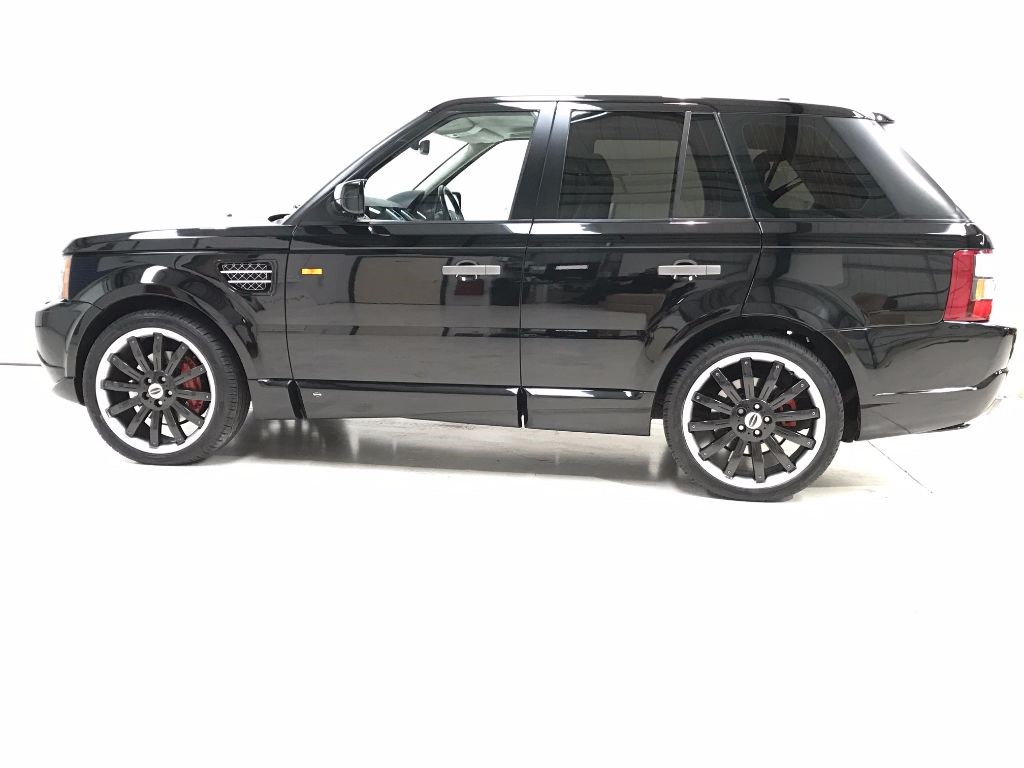 used sale infinity for hse in rover range land sport landrover southampton hampshire car