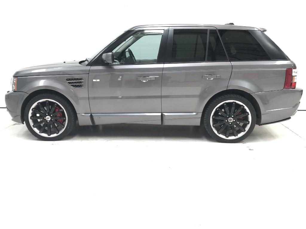 Overfinch range rover sport body kit suv cars wallpaper