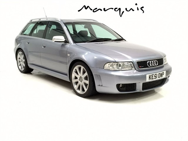 used Audi A4 RS4 AVANT QUATTRO in derbyshire