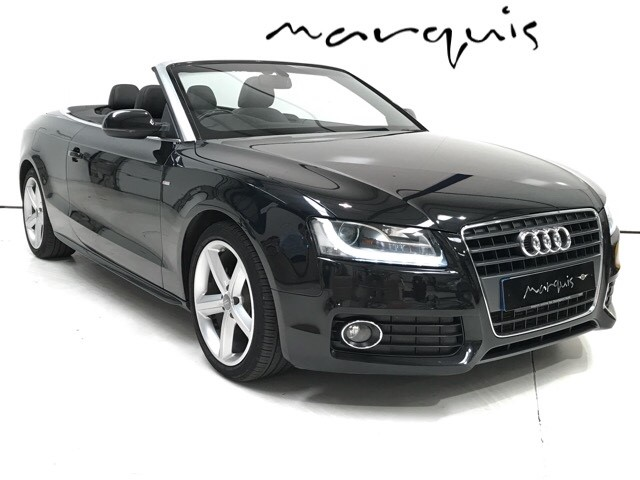 used Audi A5 TDI S LINE in derbyshire