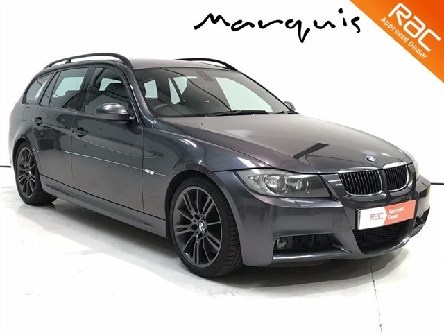 used BMW 335i M SPORT TOURING in derbyshire