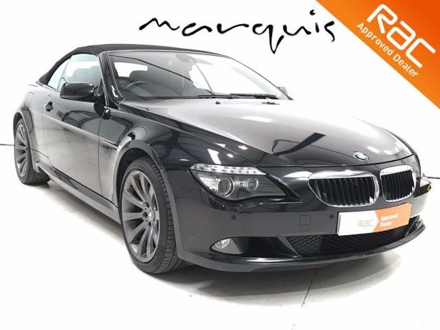 used BMW 635d SPORT in derbyshire