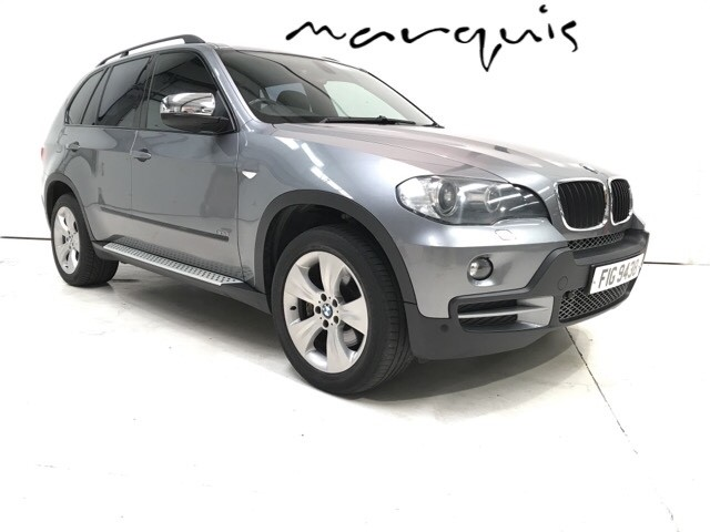 used BMW X5 D SE 5STR in derbyshire