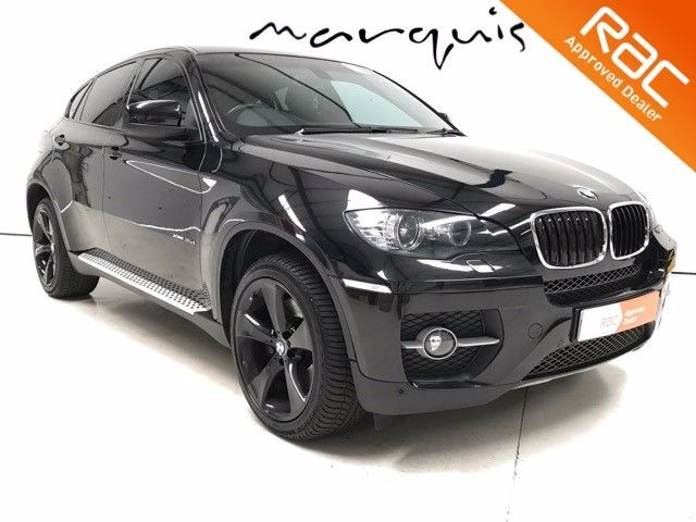 used BMW X6 XDRIVE35D 20Inch Alloys Pro Nav Sports Seats HFS FSH in derbyshire