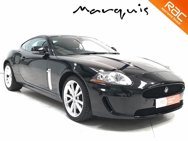 used Jaguar XK XK 50th Anniversary FJSH Outstanding in derbyshire