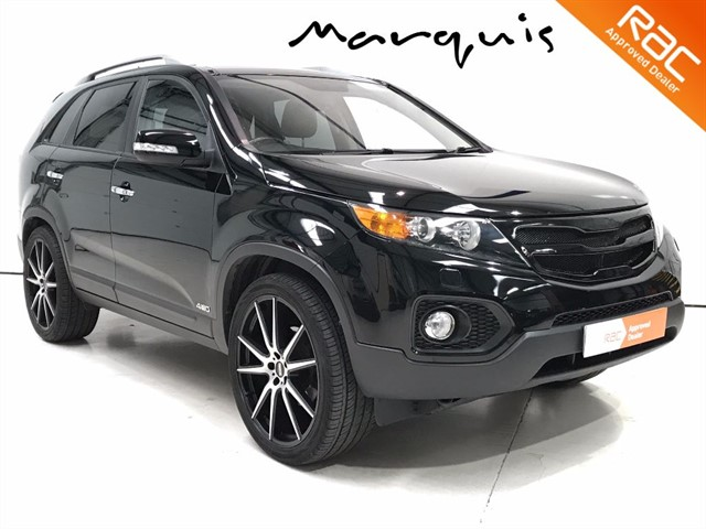 used Kia Sorento CRDI KX-3 22 Inch Alloys Pan Roof FSH NAV in derbyshire