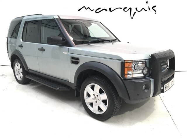 used Land Rover Discovery TDV6 HSE E4 in derbyshire