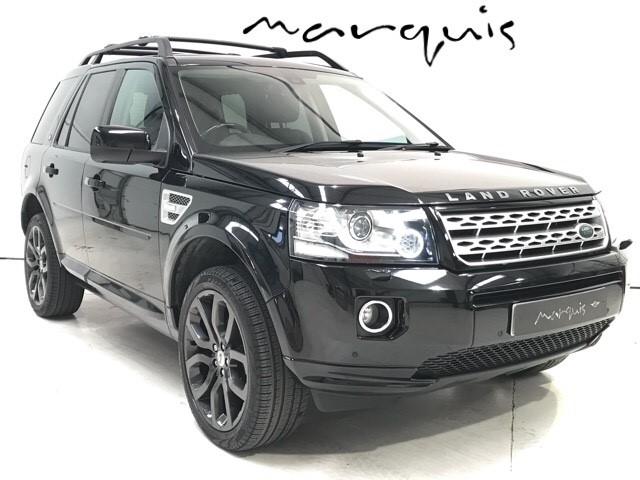 used Land Rover Freelander SD4 HSE in derbyshire