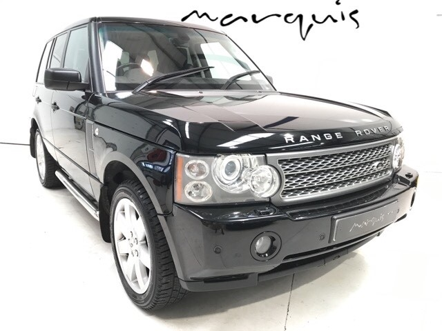 used Land Rover Range Rover 3.6 TDV8 VOGUE SE in derbyshire