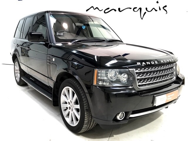 used Land Rover Range Rover V8 AUTOBIOGRAPHY in derbyshire