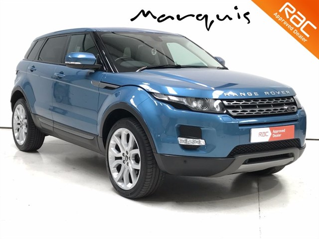 used Land Rover Range Rover Evoque ED4 PURE TECH in derbyshire