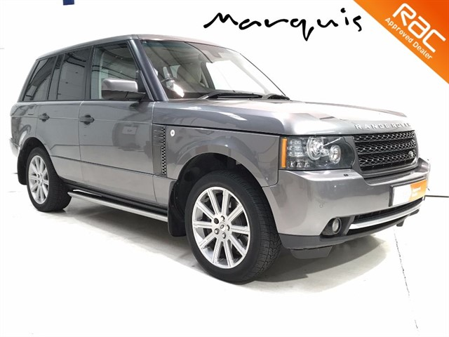 used Land Rover Range Rover TDV8 VOGUE SE Huge Spec Cherished Car FSH Rear Entertainment in derbyshire