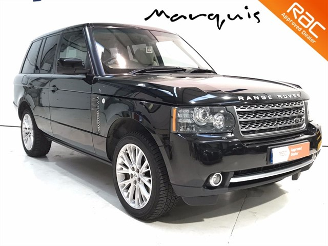 used Land Rover Range Rover TDV8 AUTOBIOGRAPHY FSH Best Colour Combination Cherished Car in derbyshire