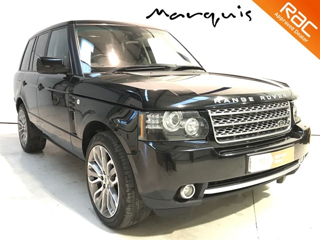 """used Land Rover Range Rover TDV8 WESTMINSTER 21"""" New Style Alloys FSH in derbyshire"""
