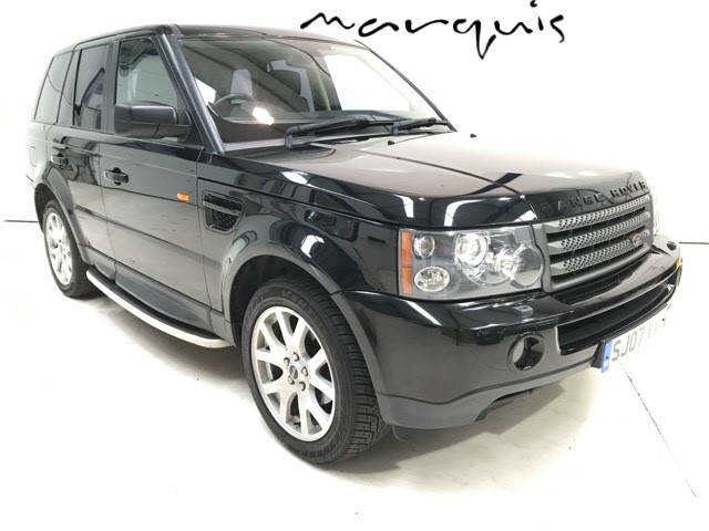 used Land Rover Range Rover Sport TDV6 SE in derbyshire