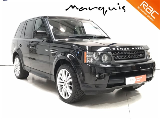 used Land Rover Range Rover Sport TDV6 HSE in derbyshire