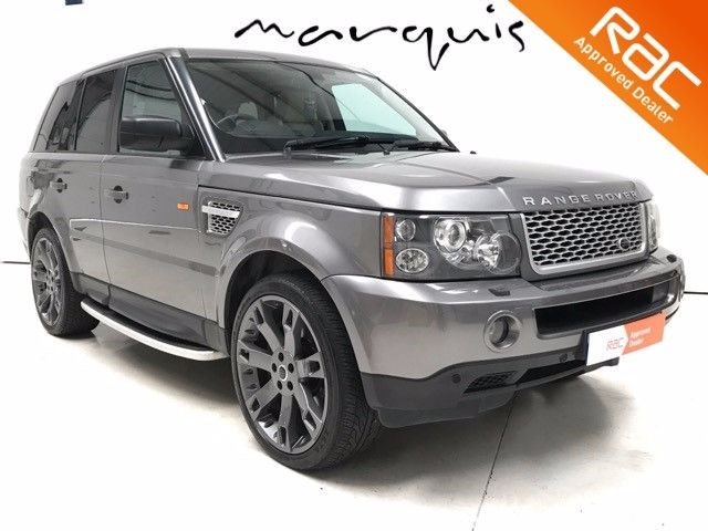 used Land Rover Range Rover Sport TDV8 SPORT HSE Outstanding Example  22 Inch Overfinch Alloys in derbyshire
