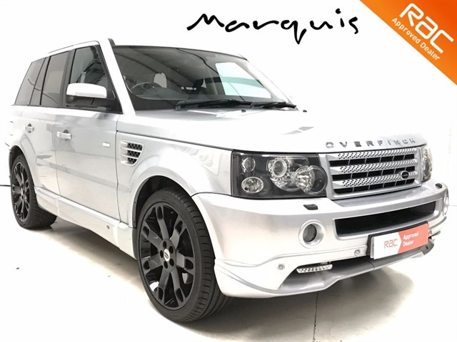 used Land Rover Range Rover Sport TDV6 SPORT HSE Overfinch Factory Car FLRSH in derbyshire