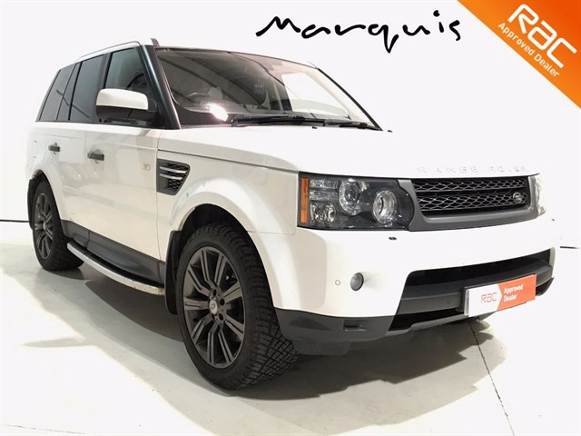 used Land Rover Range Rover Sport TDV6 HSE VERY LOW MILES CHERISHED FSH in derbyshire