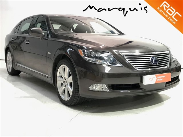 used Lexus LS 600h L RSR Full Lexus History Outstanding Condition in derbyshire