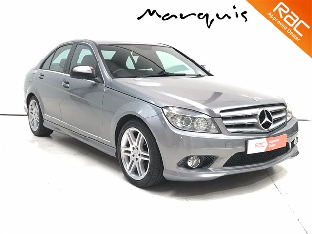 used Mercedes C200 CDI SPORT in derbyshire