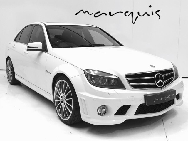 used Mercedes C63 AMG in derbyshire