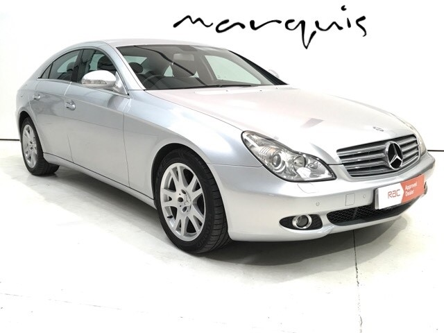 used Mercedes CLS320 CDI CLS320 CDI in derbyshire