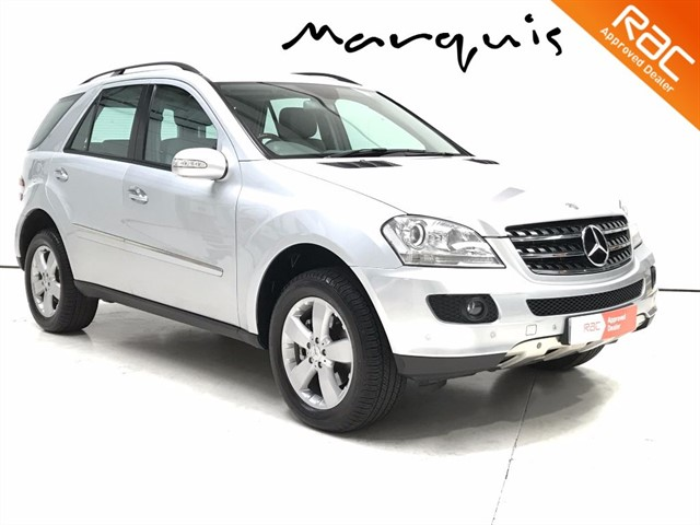 used Mercedes ML320 CDI SE in derbyshire