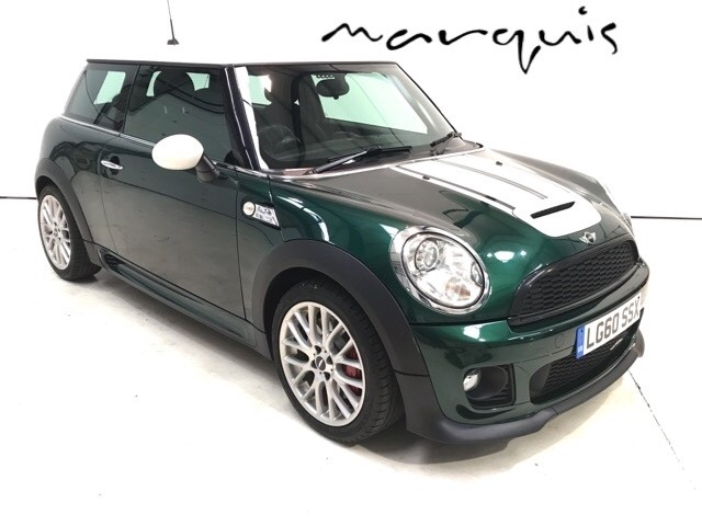 used MINI Hatch JOHN COOPER WORKS in derbyshire