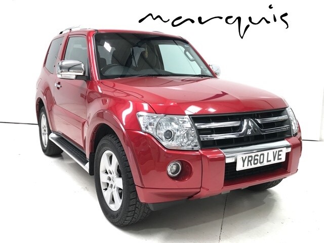 used Mitsubishi Shogun DI-D WARRIOR in derbyshire