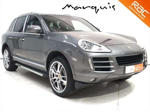 used Porsche Cayenne S TIPTRONIC S Over £15k Extras FSH Perfect in derbyshire