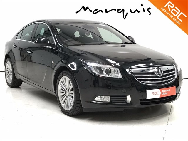 used Vauxhall Insignia ELITE NAV CDTI in derbyshire