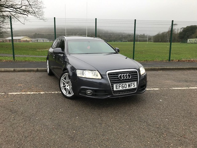 used Audi A6 Avant AVANT TDI S LINE SPECIAL EDITION in llanelli-south-wales