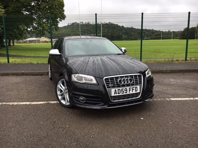 used Audi A3 S3 QUATTRO in llanelli-south-wales