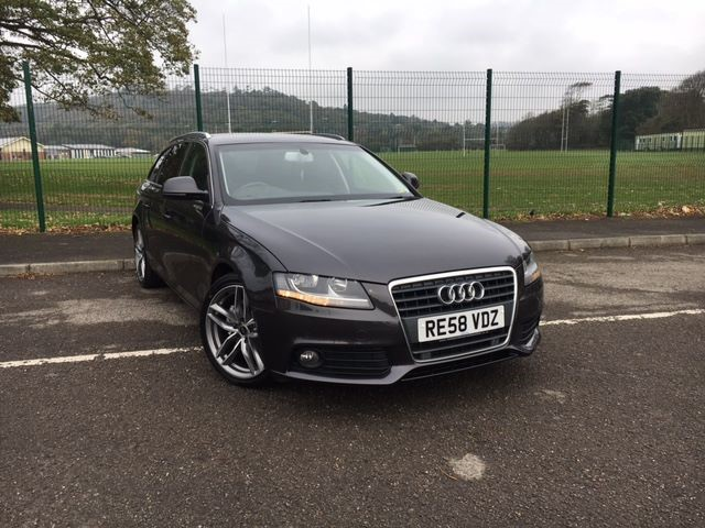 used Audi A4 Avant TFSI SE in llanelli-south-wales
