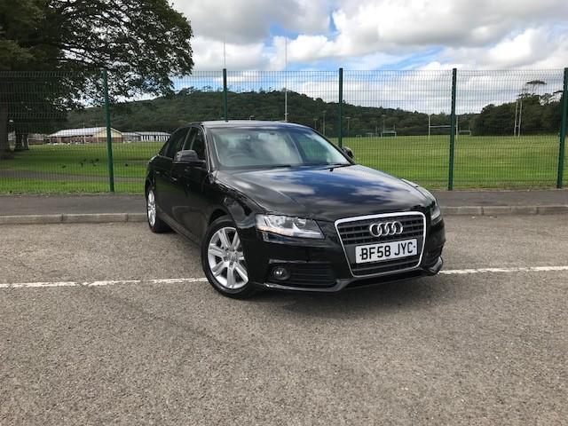 used Audi A4 TDI SE in llanelli-south-wales