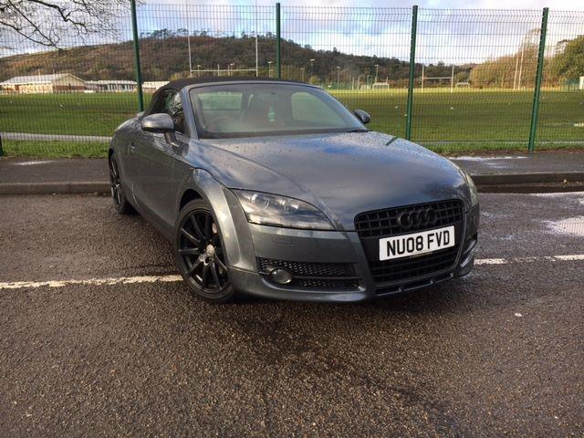 used Audi TT TFSI in llanelli-south-wales